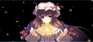 Rating: Safe Score: 28 Tags: patchouli_knowledge touhou usume_shirou User: syaoran-kun