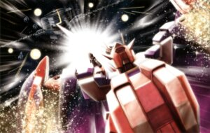 Rating: Safe Score: 6 Tags: 00_raiser gundam gundam_00 mecha User: drop