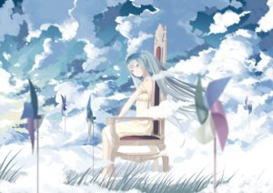 Rating: Safe Score: 47 Tags: dress hatsune_miku landscape throtem vocaloid User: Masutaniyan