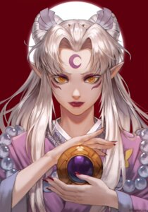 Rating: Safe Score: 12 Tags: inuyasha japanese_clothes pointy_ears sesshoumaru's_mother tattoo vamco User: charunetra