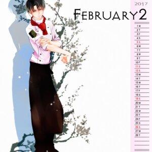Rating: Safe Score: 4 Tags: calendar levi male shingeki_no_kyojin tagme User: charunetra