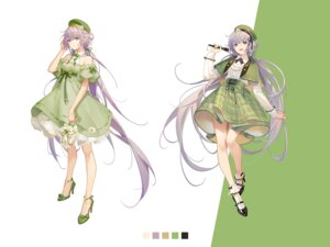 Rating: Safe Score: 19 Tags: dress heels luo_tianyi skirt_lift tidsean vocaloid User: BattlequeenYume