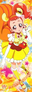 Rating: Safe Score: 8 Tags: animal_ears arisugawa_himari kirakira_precure_a_la_mode pretty_cure stick_poster tail User: drop