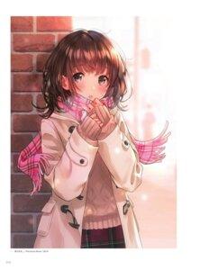 Rating: Safe Score: 22 Tags: morikura_en seifuku sweater valentine User: Nepcoheart