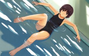 Rating: Safe Score: 15 Tags: swimsuits takayama_kisai User: Radioactive
