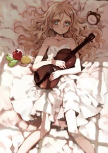 Rating: Safe Score: 32 Tags: charlotte_francia dress littlewitch oyari_ashito quartett! summer_dress User: petopeto