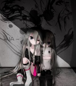 Rating: Safe Score: 5 Tags: feet ia_(vocaloid) no_bra thighhighs vocaloid User: Lyrrn