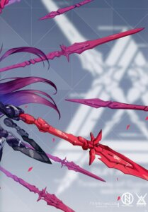 Rating: Questionable Score: 24 Tags: 2d fate/grand_order scathach_(fate/grand_order) stitchme weapon User: kiyoe
