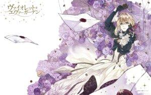 Rating: Safe Score: 20 Tags: dress takase_akiko violet_evergarden wallpaper User: SubaruSumeragi