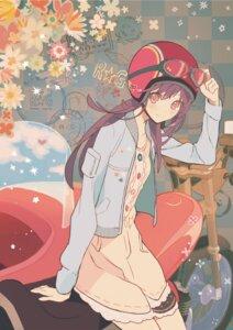 Rating: Questionable Score: 46 Tags: dress moritomo_nozomi rolling_girls tanu User: KazukiNanako