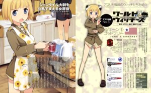 Rating: Questionable Score: 12 Tags: animal_ears jane_t_godfrey shimada_humikane strike_witches tail uniform User: drop