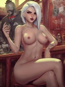 Rating: Explicit Score: 10 Tags: ashe_(overwatch) mirco_cabbia naked nipples overwatch pussy tattoo User: Darkthought75