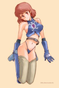 Rating: Questionable Score: 8 Tags: kaze_no_tani_no_nausicaa kikumaru_bunta nausicaa thighhighs User: Radioactive