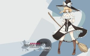 Rating: Safe Score: 11 Tags: kirisame_marisa takaharu touhou wallpaper witch User: yumichi-sama