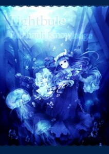 Rating: Safe Score: 18 Tags: hanada_hyou patchouli_knowledge touhou User: charunetra