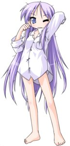 Rating: Safe Score: 12 Tags: dress_shirt hiiragi_kagami lucky_star User: Radioactive