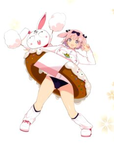 Rating: Safe Score: 29 Tags: buruma senran_kagura yaegashi_nan User: fireattack