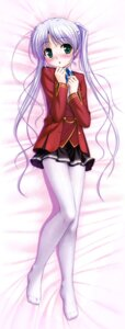 Rating: Safe Score: 77 Tags: bekkankou dakimakura fortune_arterial pantyhose seifuku tougi_shiro User: 椎名深夏