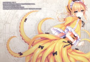 Rating: Questionable Score: 21 Tags: lolita_fashion monster_girl tagme tentacles User: kiyoe