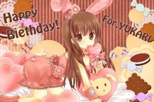 Rating: Safe Score: 16 Tags: animal_ears bunny_ears suzunone_rena tamura_yukari User: LS1088