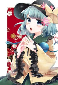 Rating: Safe Score: 15 Tags: dress komeiji_koishi suzune_hapinesu touhou User: Mr_GT