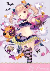 Rating: Questionable Score: 46 Tags: halloween uchi_no_himesama_ga_ichiban_kawaii w.label wasabi_(artist) User: Radioactive