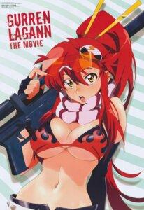 Rating: Questionable Score: 59 Tags: bikini_top cleavage gun nishigori_atsushi tengen_toppa_gurren_lagann underboob yoko User: vita