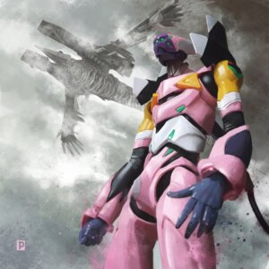 Rating: Safe Score: 7 Tags: bodysuit eva_08 neon_genesis_evangelion User: garrarufa