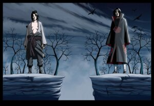 Rating: Safe Score: 9 Tags: male naruto uchiha_itachi uchiha_sasuke User: Brufh