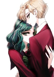 Rating: Safe Score: 5 Tags: kaiou_michiru sailor_moon tenou_haruka tima User: charunetra