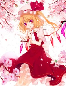 Rating: Safe Score: 20 Tags: daimaou_ruaeru dress flandre_scarlet touhou wings User: Mr_GT