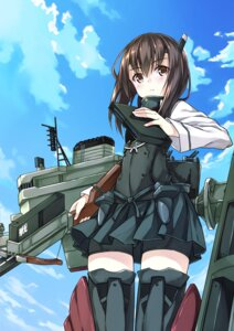Rating: Safe Score: 47 Tags: bike_shorts kantai_collection taihou_(kancolle) thighhighs totika User: tbchyu001