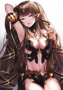 Rating: Questionable Score: 31 Tags: bikini_armor fate/grand_order horns pointy_ears semiramis_(fate) tlgn001018 User: Arsy