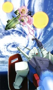 Rating: Safe Score: 2 Tags: gun gundam mecha mobile_suit_gundam rx-78-2_gundam User: Radioactive