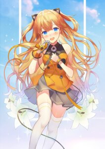 Rating: Safe Score: 47 Tags: ion_(on01e) seeu thighhighs vocaloid User: Mr_GT