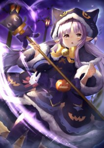 Rating: Safe Score: 1 Tags: halloween pointy_ears princess_connect princess_connect!_re:dive takuan_(mo55ilst) User: Mr_GT