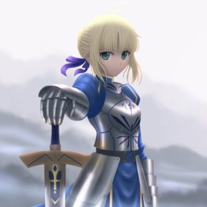 Rating: Safe Score: 25 Tags: armor fate/stay_night saber siraha sword User: SubaruSumeragi