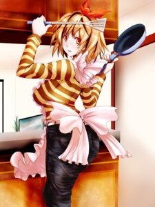 Rating: Safe Score: 28 Tags: dearmybrothers toramaru_shou touhou User: fireattack