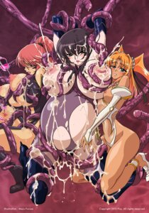 Rating: Explicit Score: 64 Tags: breast_grab breasts bukkake cum extreme_content furuse_mayu futaba_lily_ramses heels kaya_blanche lactation leotard morino_yuuko nipple_slip nipples pixy pregnant see_through sex tentacle_and_witches tentacles torn_clothes wet User: blooregardo