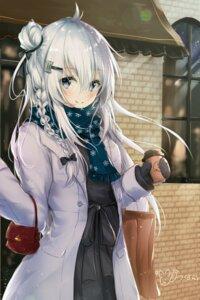 Rating: Questionable Score: 31 Tags: dress hibiki_(kancolle) kantai_collection uzuki_tsukuyo User: sym455