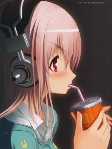 Rating: Safe Score: 44 Tags: headphones nitroplus sonico super_sonico tsuji_santa User: NeoReaper
