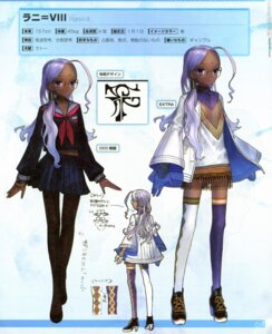 Rating: Safe Score: 17 Tags: fate/extra fate/extra_ccc fate/stay_night megane paper_texture rani_viii seifuku thighhighs type-moon wada_rco User: Radioactive