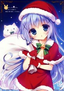 Rating: Safe Score: 71 Tags: christmas cleavage dress gochuumon_wa_usagi_desu_ka? kafuu_chino peach_candy tippy_(gochuumon_wa_usagi_desu_ka?) yukie User: donicila