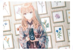 Rating: Questionable Score: 27 Tags: hiten hitenkei kimono User: Nepcoheart
