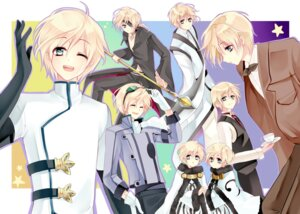 Rating: Safe Score: 5 Tags: eyepatch fai_d._flourite kurabayashi_matoni male tsubasa_reservoir_chronicle User: charunetra