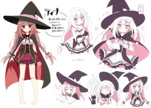 Rating: Safe Score: 18 Tags: chibi neko sketch skirt_lift toranosuke witch User: Hatsukoi