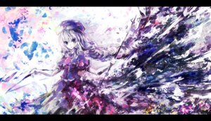 Rating: Safe Score: 12 Tags: ayaya touhou yagokoro_eirin User: Metalic