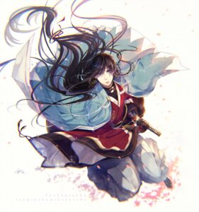 Rating: Safe Score: 6 Tags: izumi-no-kami_kanesada male mokoppe sword touken_ranbu User: charunetra