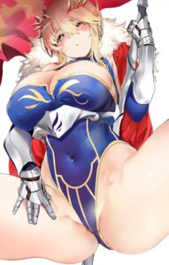 Rating: Questionable Score: 57 Tags: armor artoria_pendragon_(lancer) cleavage fate/grand_order leotard marushin weapon User: yanis
