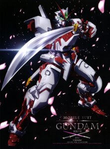 Rating: Safe Score: 6 Tags: gundam gundam_astray_red_frame gundam_seed_astray mecha suzuki_takuya sword User: drop